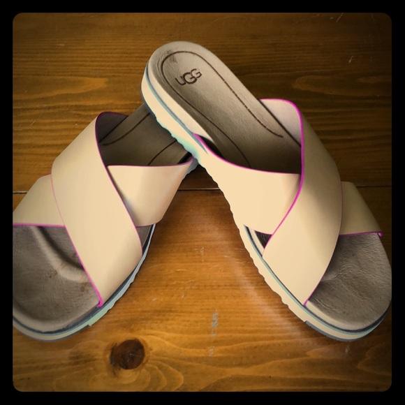 da069e784dd Ugg Kari Slide Sandals
